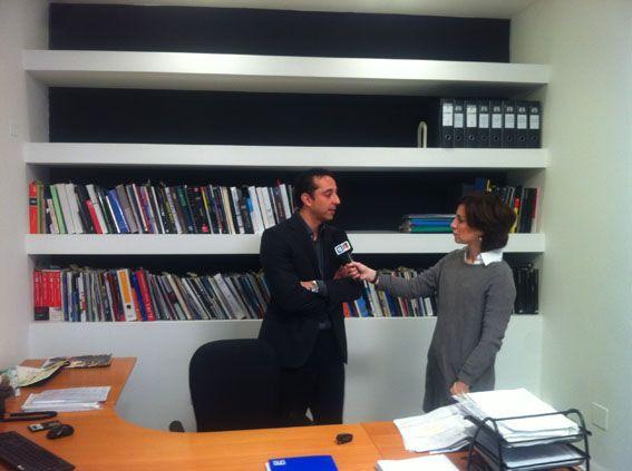 Interview Dario Buzzi @Rai