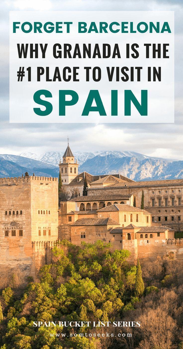 Pin Van Hannah Schmid Op Travel In 2020 Spanje Andalusie Plaatsen Om Te Bezoeken