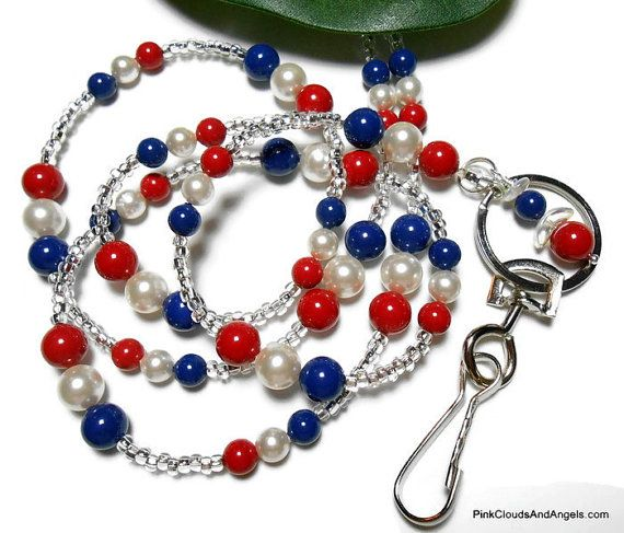 New 47 best Lanyard for cruise images on Pinterest | Beaded lanyards  RG41