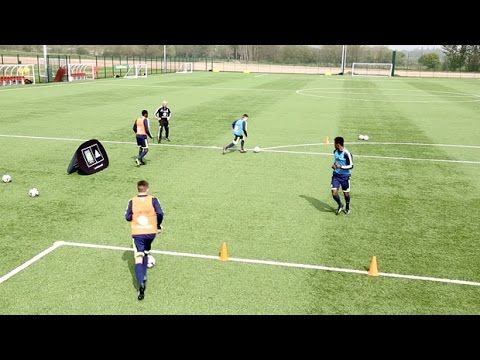 How to play like Angel Di Maria | Soccer dribbling drill