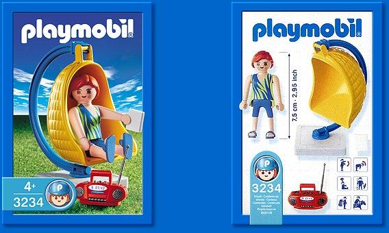 1000 images about playmobil on pinterest post office for Playmobil kinderzimmer 4287