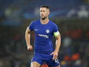 Gary Cahill: 'Chelsea disappointed with Crystal Palace defeat'