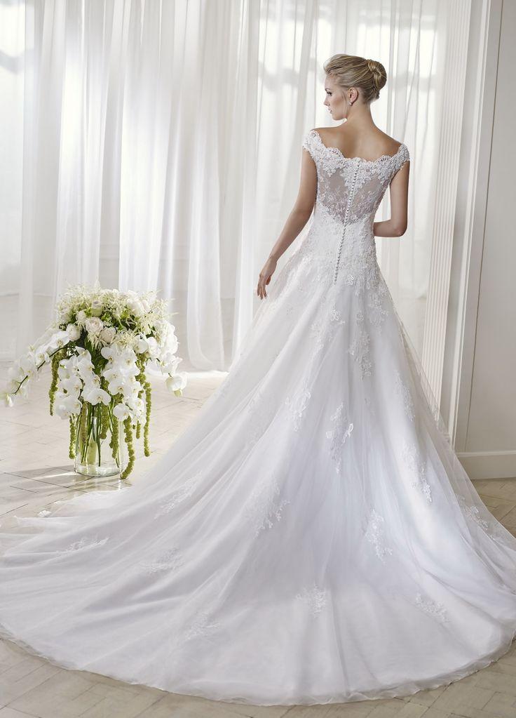 172-39 - Robe de mariée DIVINA SPOSA 2017