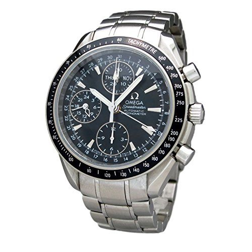 Omega Speedmaster Date swiss-automatic mens Watch 3220.50.00.00 (Certified Pre-owned) #Omega Watch