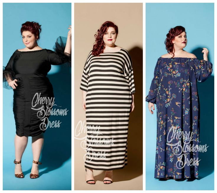 10 Etsy Stores To Shop For Stylish Plus Size Clothing