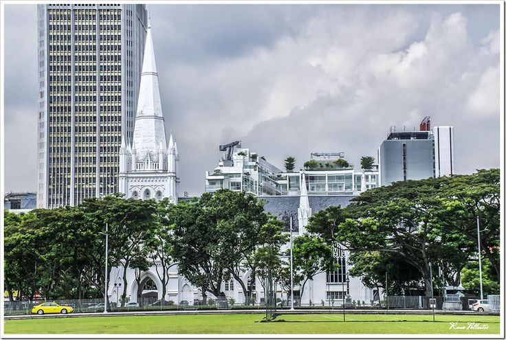 St Andrew's Cathedral – Singapore