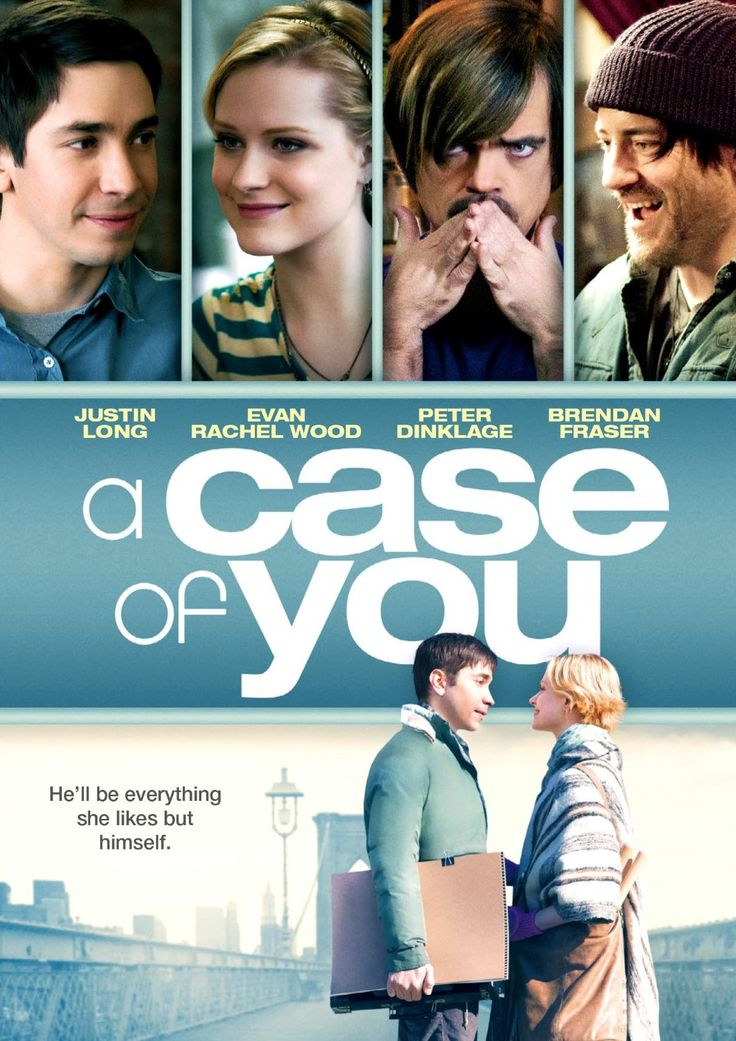 Amazon.com: A Case of You: Justin Long, Evan Rachel Wood, Vince Vaughn, Brendan Fraser, Sam Rockwell, Kat Coiro: Movies & TV
