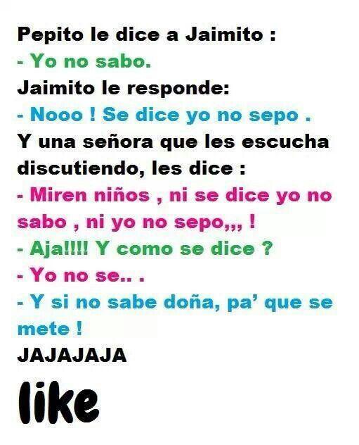 Ayayay!!! Pepito!!