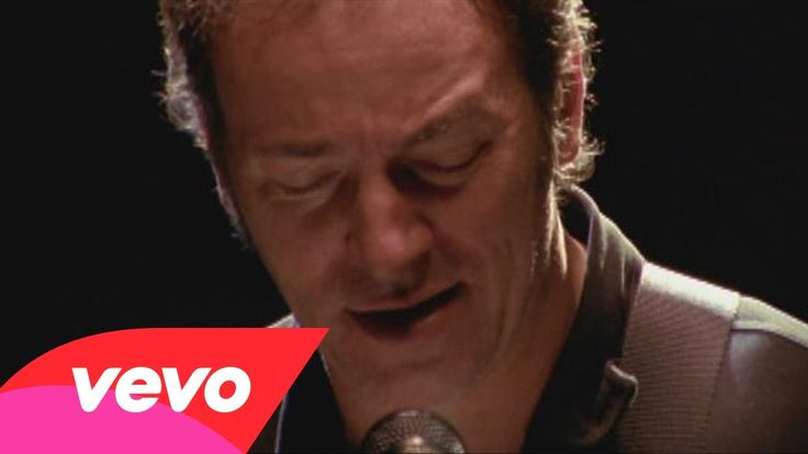 Music video by Bruce Springsteen performing If I Should Fall Behind. (C) 1992 Columbia Records, a division of Sony Music Entertainment