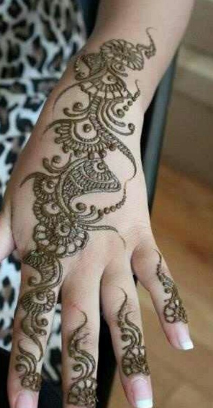Hand Mehndi Designs :Lets click here to see 36 amazing mehndi design for hands for inspiraion.
