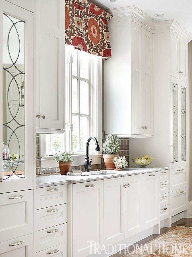 Pinterest the world s catalog of ideas for Traditional home great kitchens