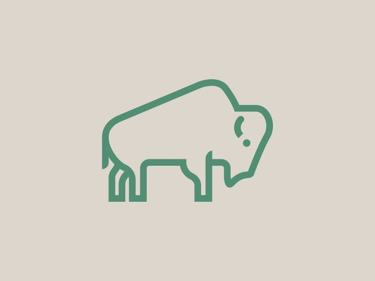 Bison logo designs - photo#21