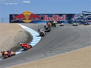 MotoGP at Laguna Seca. Miss this so much.