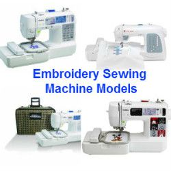 Home Embroidery Machine Models in 2015 | Best Embroidery Machine Reviews HQ