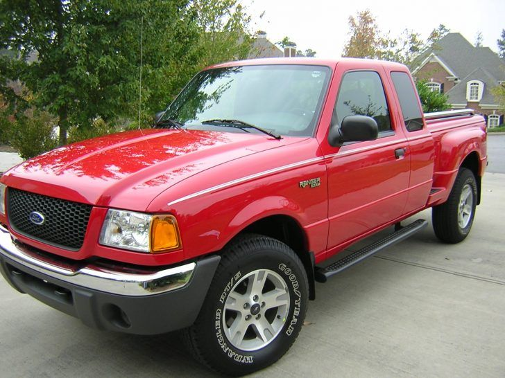 The Incredible and also Stunning 2003 ford ranger mpg for Comfy