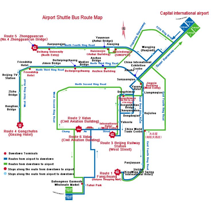 awesome SHENZHEN BUS ROUTES MAP
