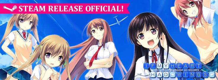 We bring good news to all fans today! With a sudden sale up and running, the Steam version of If My Heart Had Wings is available at a 30% discount, at just $10.49!   It may not be the holiday season yet, but If My Heart Had Wings might just be a good way for you to pass your time during this work-filled season!  The sale will last for a week, and will end on the 9th of February.  http://store.steampowered.com/app/326480/