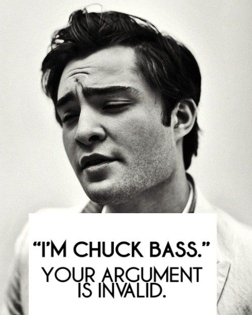 Chuck Bass: Love You, Imchuckbass, Ed Westwick, Quotes, Edwestwick, Future Husband, Im Chuck Bass, Gossip Girls, In The Chuck