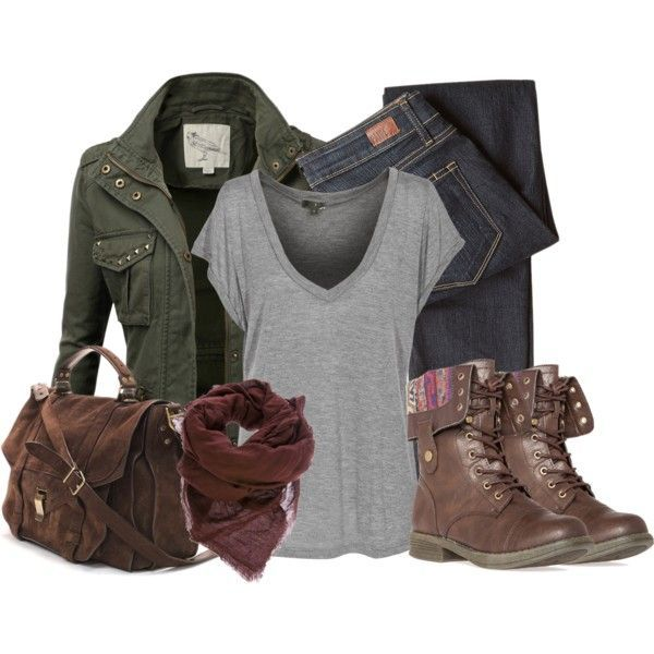 """""""Casual"""" by sandy-beyer on Polyvore"""
