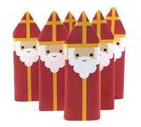St Nicholas Candy Bar Wrappers- free to print, fit standard hershey bars, and they are SOOOOOOO cute!!!