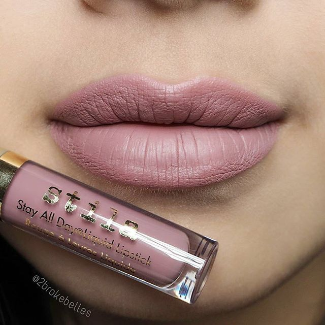 Stila Stay All Day Liquid Lipstick in Baci - Luxury Beauty - http://amzn.to/2hZFa13