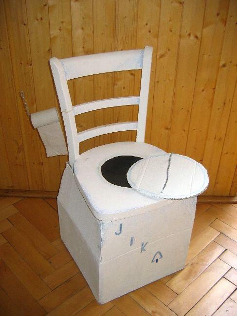 Foto - Židle záchod