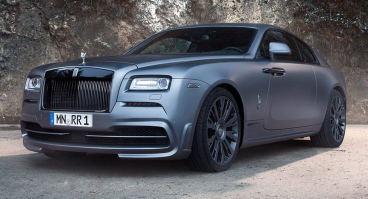 Would You Tune a Rolls Royce Wraith Coupe Like This?