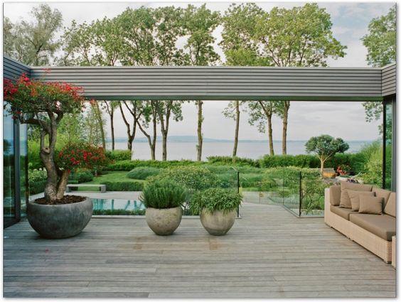 Enzo Enea garden design: