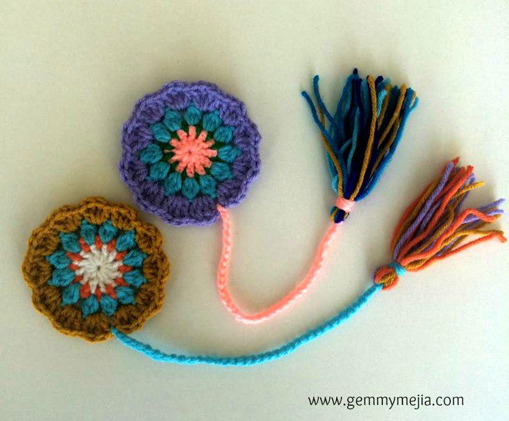 Basic Crochet: Bookmark Crochet Tutorial  ༺✿Teresa Restegui http://www.pinterest.com/teretegui/✿༻