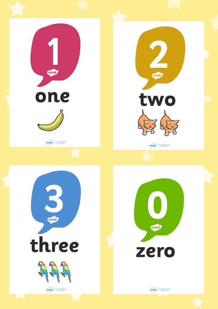 Twinkl Resources >> 0-20 Number Word Image Posters >> Printable resources for Primary, EYFS, KS1 and SEN.  Thousands of classroom displays and teaching aids! Numeracy, Maths, Posters, Numbers, Pictures, Words