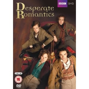 Review: Sumptuously colourful series & a good gateway into that subject, but not as well done as it could have been, at ALL. Good to watch once, but not a keeper. : Desperate Romantic, Film Watches, Costumes Dramas, Aidan Turner, Miniseries Reviews, Tv Miniseries, Tv Series, Episode Miniseries, Bbc Series