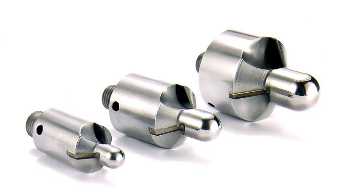 http://https//youtu.be/7f6UPa8IKFs I work for CDP Diamond Products and we are a manufacturer of PCD Diamond Countersinks. CDP Diamond s integral pilot guides the countersinks to the center of the hole, preventing chatter and run out of your tools. Our countersinks are available in various sizes with 2, 3 or 4 flutes depending onapplicationand customer specification. Our [ ]