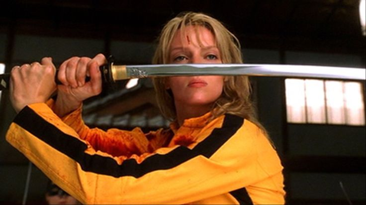 Kill Bill vol 1. 2003