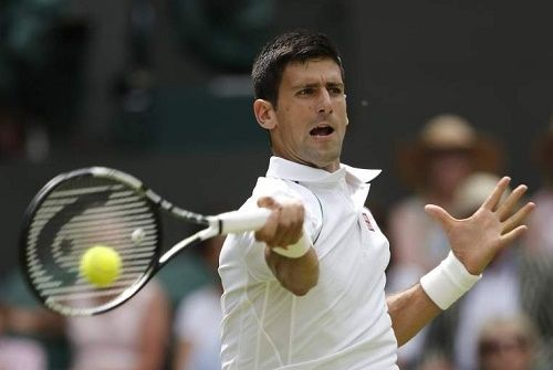 Watch Novak Djokovic vs Bernard Tomic 3rd round 2015 Wimbledon match live telecast and streaming from 15:00 BST. Get Djokovic vs Tomic match live score info here.