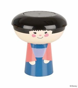 Chinese #Girl - PLA Eco Meal Set Dimensions: Height 17cm Starting from £20.00 100% recylable & biodegradable  - 100% made from plant materials (yes, really!)  - 100% Dishwasher Safe  - Packaged in eye-catching standup packs