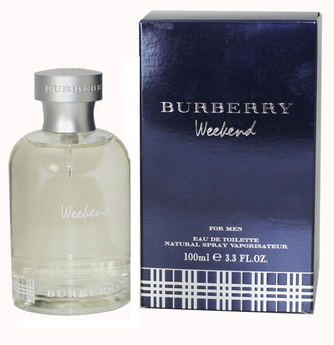 Burberry Weekend for Men by Burberry EDT 3.3 oz *Damaged Box only $35.95 BURBERRY WEEKEND cologne is a men's fragrance containing bergamot, lemon, ivy leaves, sandalwood, amber, and honey.   #men #burberry #ImperfectPackaging #GenderMen #DesignerBurberry #EauDeToilette #OlfactoryCitrus #2065 #Discountperfume #freeshipping https://goo.gl/GGB43s