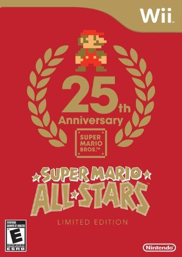 Amazon.com: Super Mario All-Stars: Limited Edition: Video Games $44.00 after shipping.