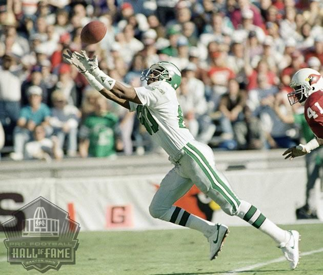 NFL Hall of Fame Induction 2013 Photo Gallery » Cris Carter's career in photos