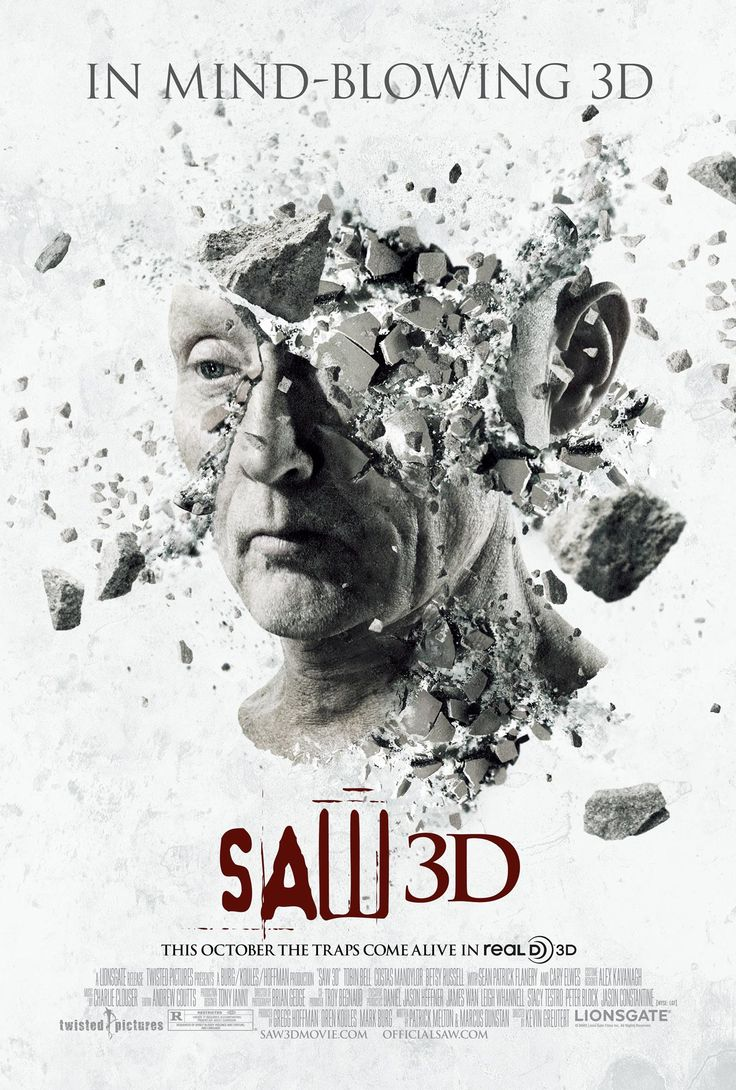 Saw 3D (2010) - Review, rating and Trailer