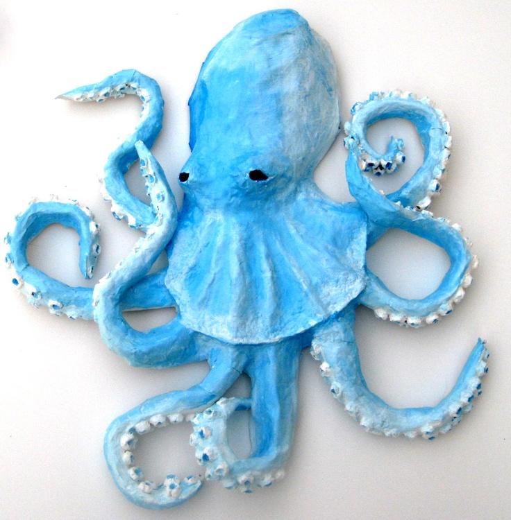 41 best paper mache images on pinterest paper clay for Papier mache art for sale