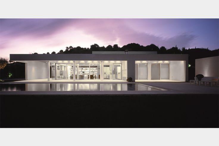 Sense of Transparency | impressive residence in Paiania | designed by ISV architects  #architecture #design #interior_design #ek_magazine