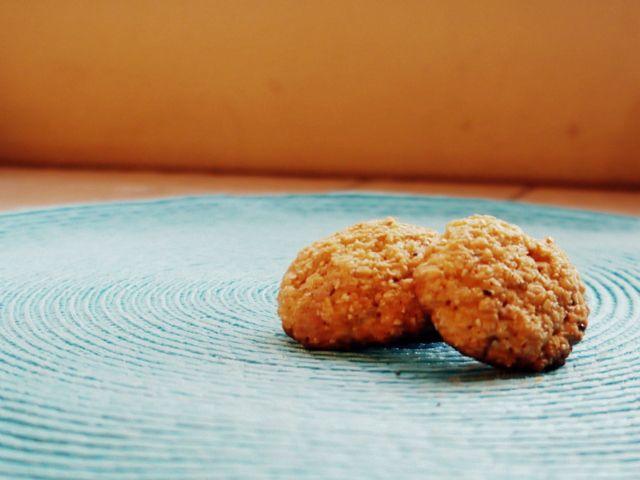 Galletas de avena SIN HARINA, con coco: paso a paso de una receta increíble: galletas sin harina, ideales para celíacos o personas dieta. ¡Son muy Sanas!