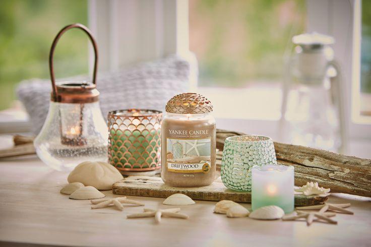 Yankee Candle svíčky a vosky
