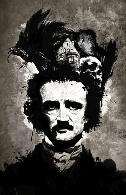 ❦ Edgar Allan Poe