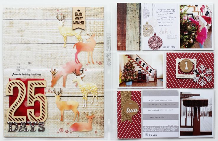 Paper Fab: December Documented Album Completed!