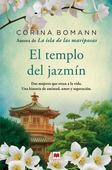 """La revista TELVA recomienda """"El templo del jazmín"""", de Corinna Bomann, como regalo para el Día de la Madre"""