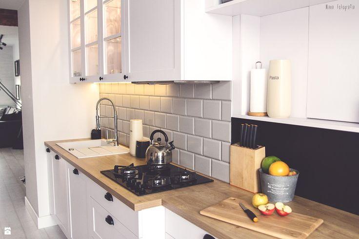Kuchnia styl Skandynawski - zdjęcie od Meblościanka Studio - Kuchnia - Styl Skandynawski - Meblościanka Studio