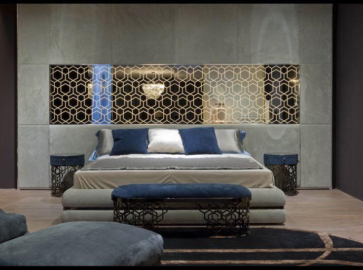 Longhi - мебель для спальни, воплощение вашей мечты