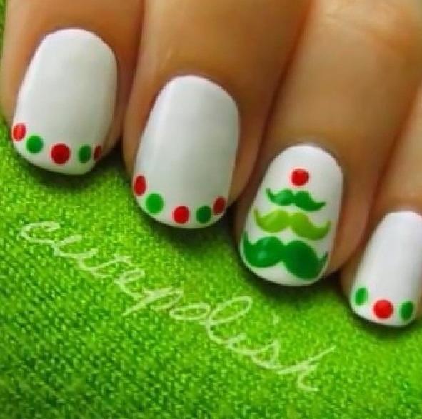 Christmas Nail Art Designs For Short Nails Hireability