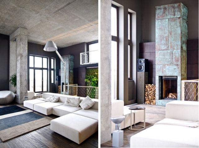 the 25+ best loft wohnung ideas on pinterest - Loft Einrichten Beispiele